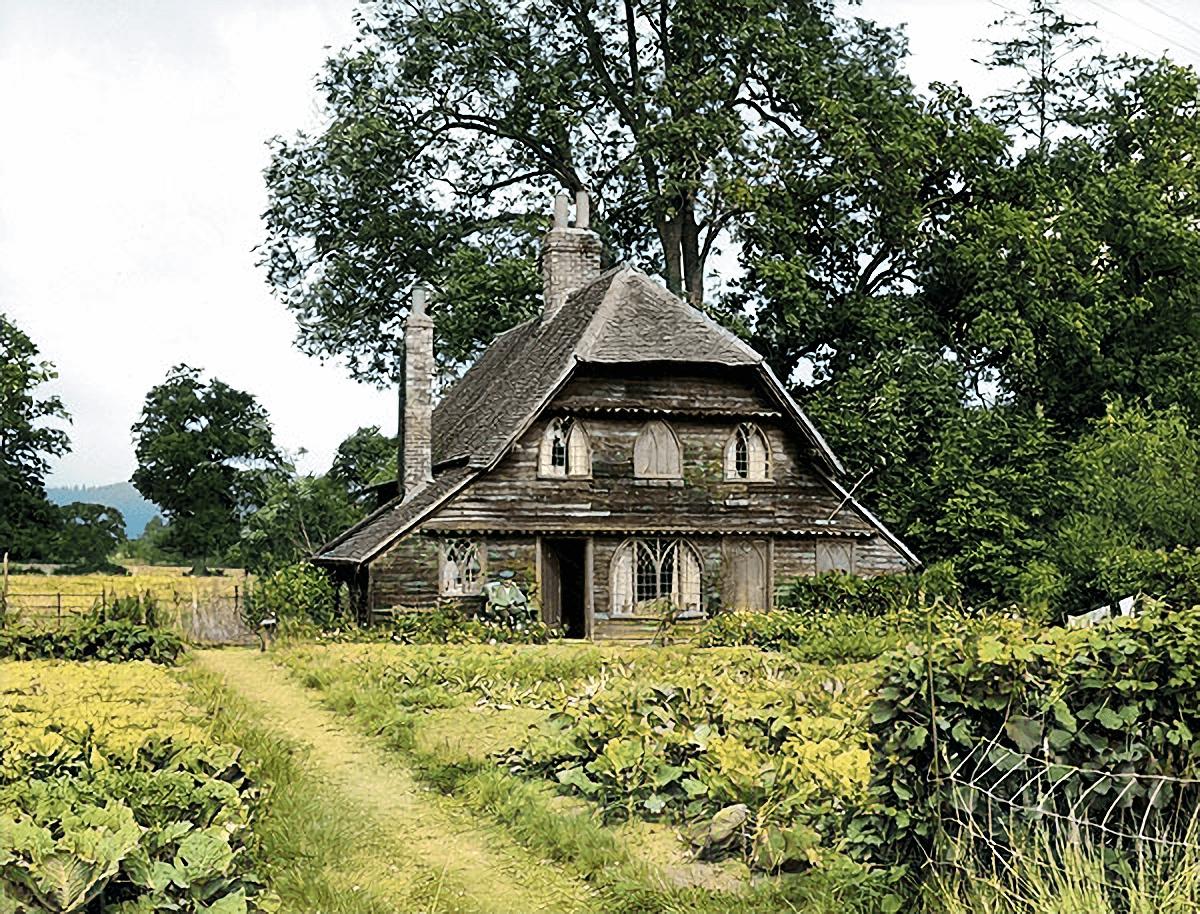 Barn Cottage July 1889